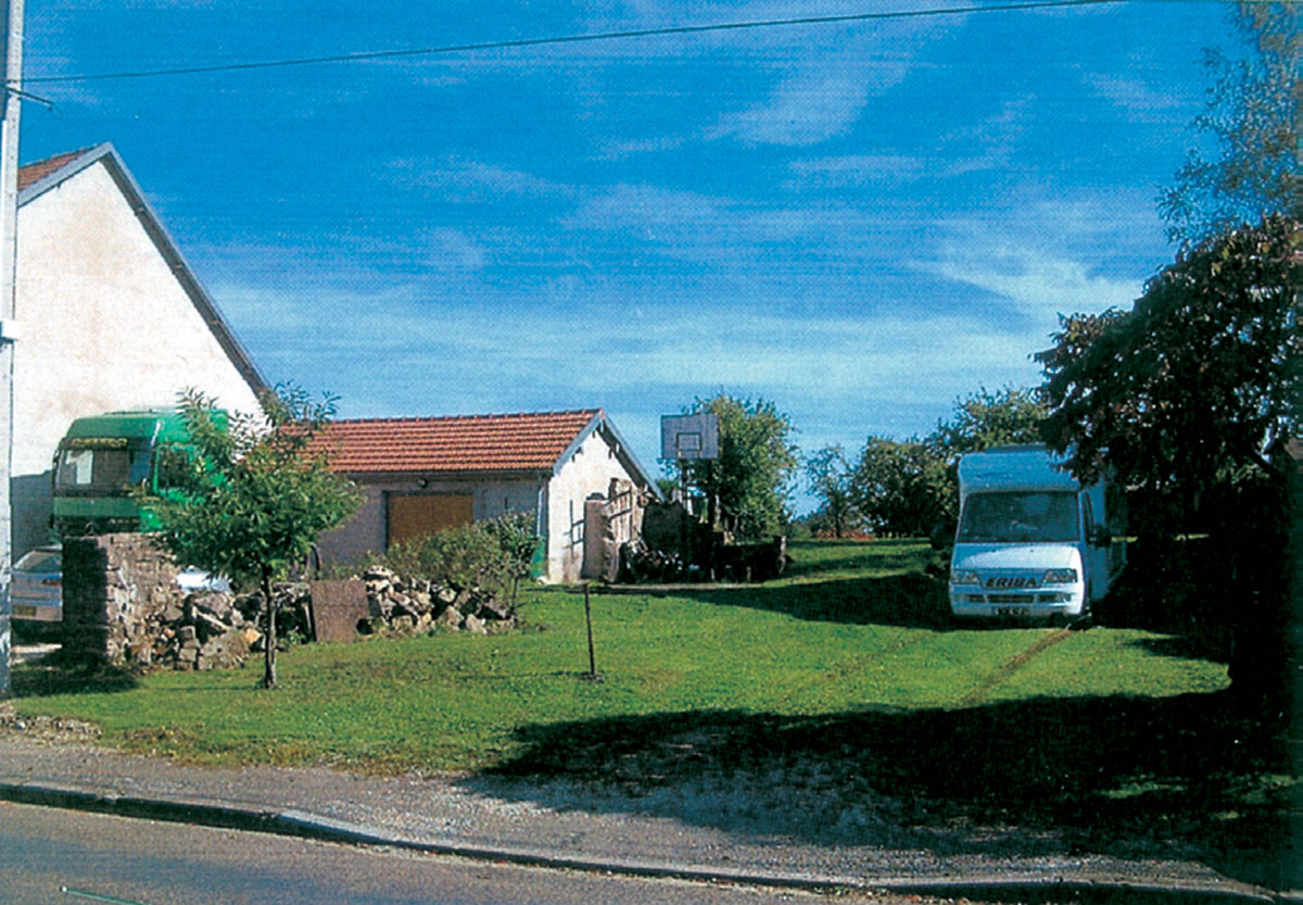 Aire camping-car à Heuilley-Cotton (52600) - Photo 1